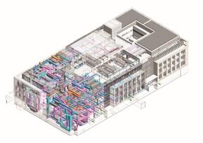 Proiectul spitalului ÉDOUARD HERRIOT din Lyon - Arhitectii Razvan Gorcea si Michel Rémon vor prezenta la Building Health Bucharest 2017 noul spital ÉDOUARD HERRIOT din Lyon