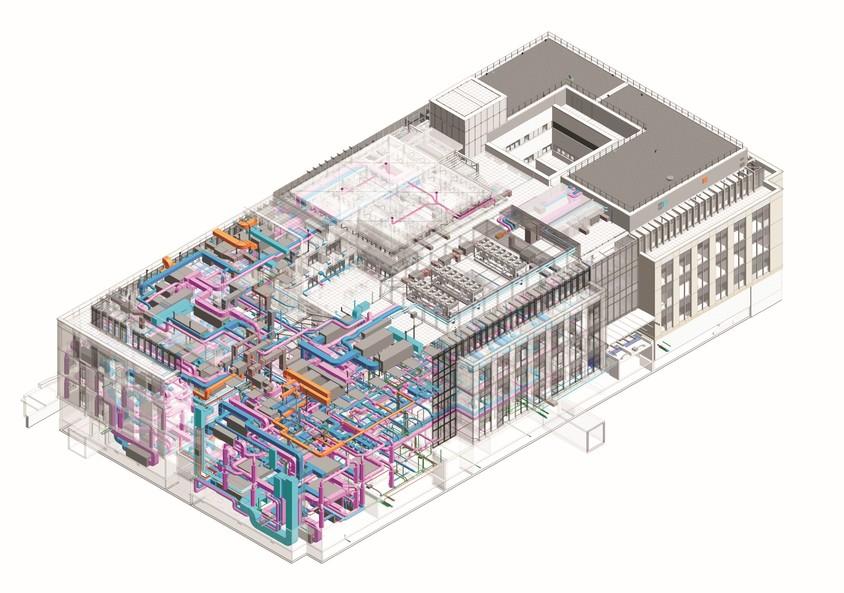 Proiectul spitalului ÉDOUARD HERRIOT din Lyon - Arhitectii Razvan Gorcea si Michel Rémon vor prezenta la
