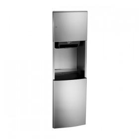 Dispenser automat de servetele tip rola - 204692A - Accesorii din inox pentru spatii sanitare publice