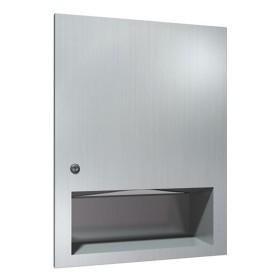 Dispenser incastrat pentru servetele - 6457 - Accesorii din inox pentru spatii sanitare publice
