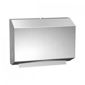 Dispenser pentru servetele - 0215 - Accesorii din inox pentru spatii sanitare publice