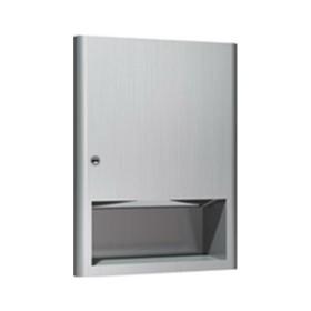 Dispenser incastrat pentru servetele - 9457 - Accesorii din inox pentru spatii sanitare publice