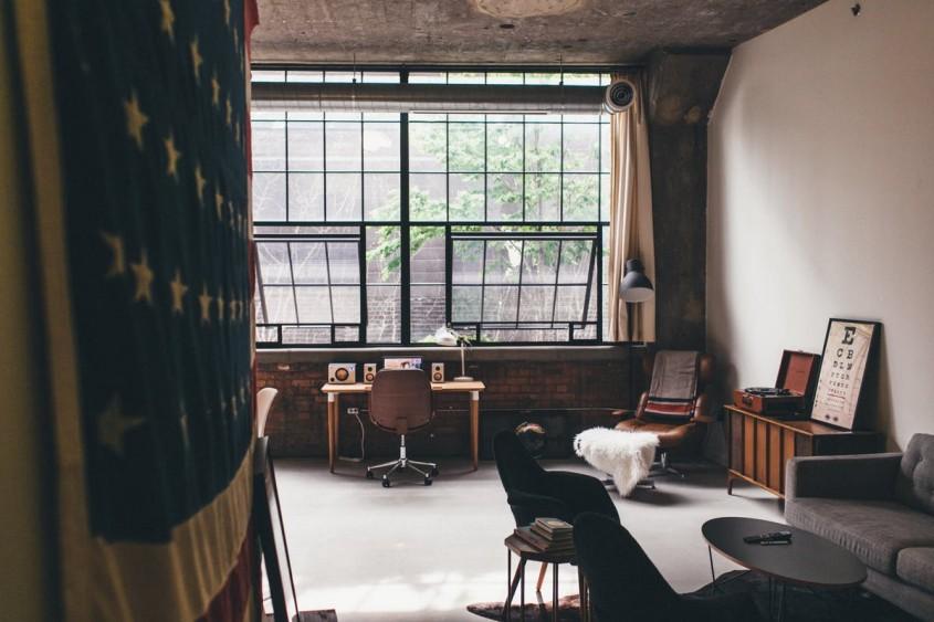 Un apartament de inspiratie industriala amenajat intr-un imobil din 1920 - Un apartament de inspiratie industriala