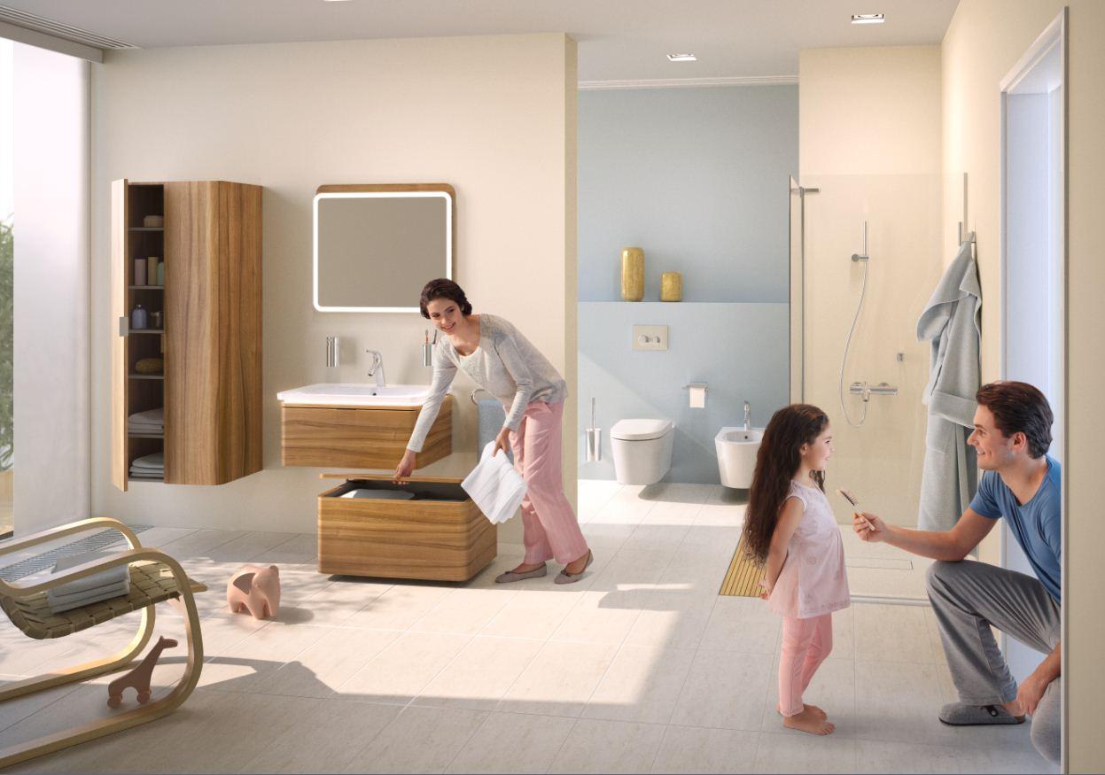 Reducere 40% la mobilierul de baie VitrA - Reducere 40% la mobilierul de baie VitrA