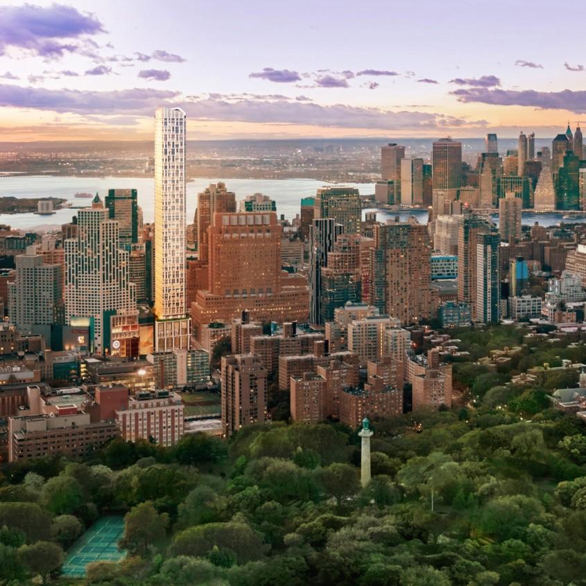 Cea mai mare piscină rezidențială din emisfera vestică în Brooklyn - Cea mai mare piscină rezidențială