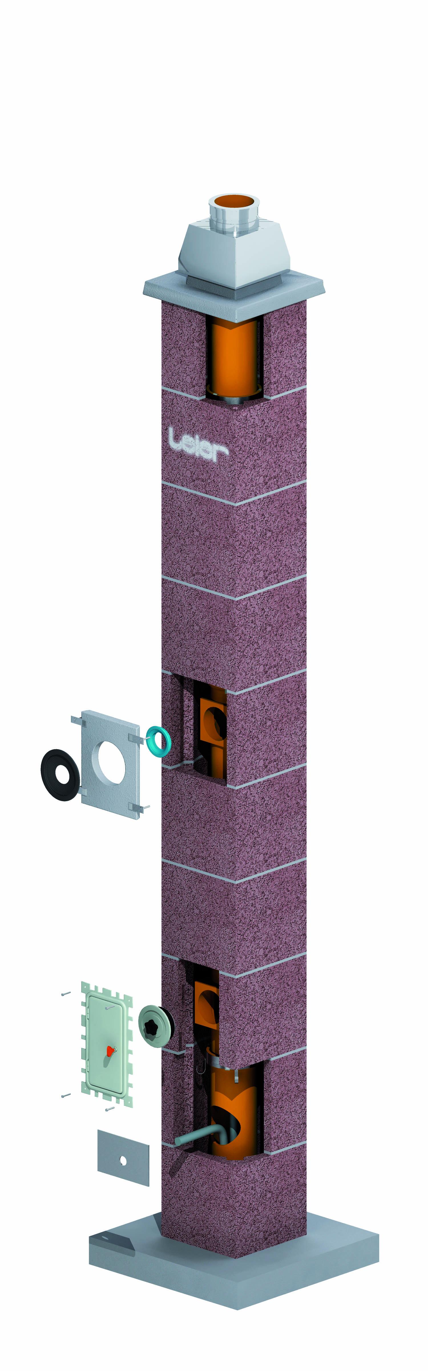 Cosurile de fum Leier pentru eficienta energetica - Cosurile de fum Leier pentru eficienta energetica