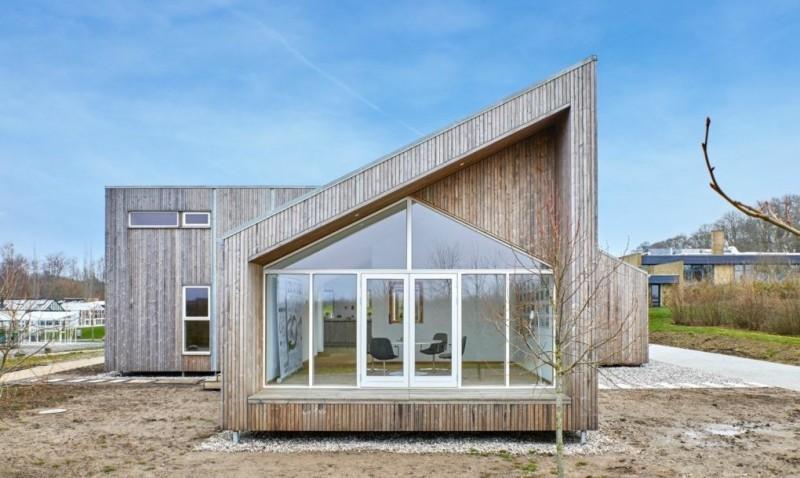 Primul proiect al unei case bio vine din Danemarca - Primul proiect al unei case bio vine din Danemarca