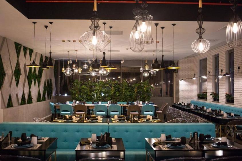 SEVA Cuisine&Lounge locul unde glamourul si elementele de inspiratie naturala te invita sa te distrezi -
