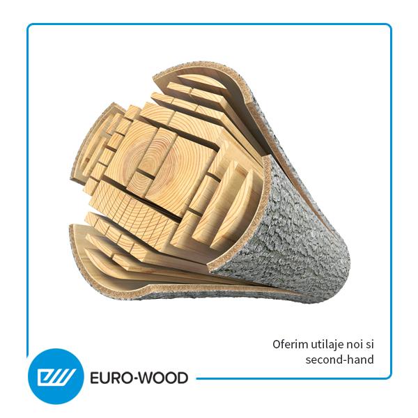 Utilaje - Euro-Wood aduce pe piata romaneasca ultimele noutati in domeniul accesoriilor pentru tamplaria din lemn