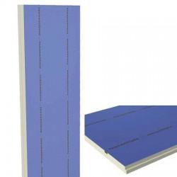 Sistem termoizolant cu panouri din spuma rigida PIR - ISOVENTILATO - Sisteme termoizolante cu panouri din spuma rigida din poliuretan