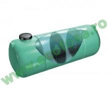 Rezervoare de mari dimensiuni din polietilena INSM - Rezervoare de mari dimensiuni din polietilena