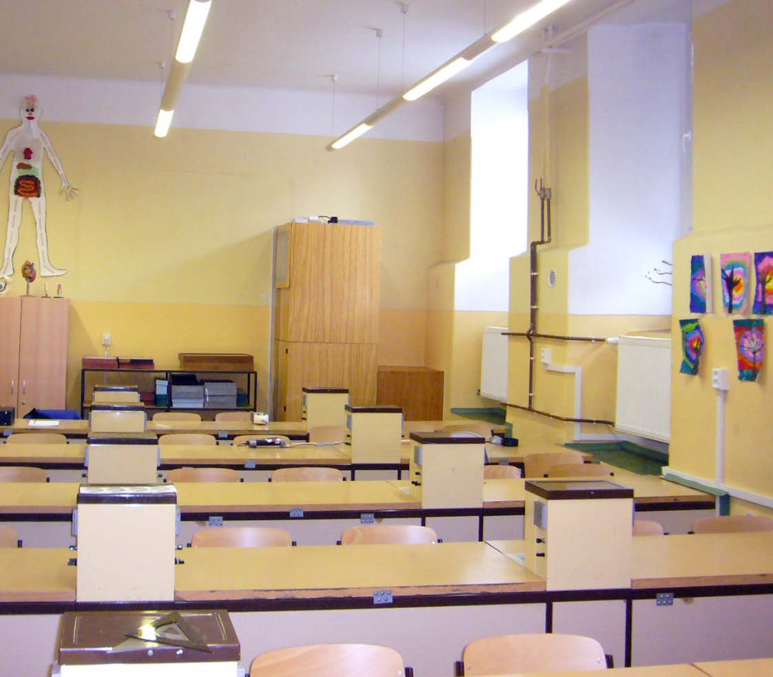 Duplex Inter - pentru o ventilatie corecta in scoli - Duplex Inter - pentru o ventilație