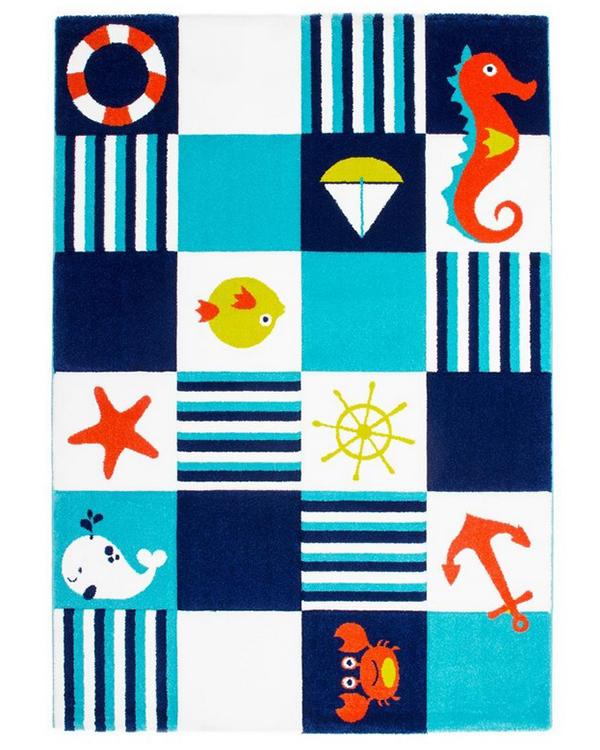 "Covor Copii Polipropilena Koty Design Colectia Emotion Ltzb2 - 1. Maritim, nautic, ""Camera de pirati"""