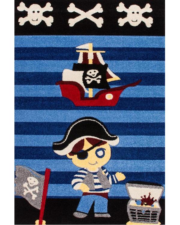 "Covor Copii Polipropilena Koty Design Colectia Grande Vita B6foy - 1. Maritim, nautic, ""Camera de pirati"""