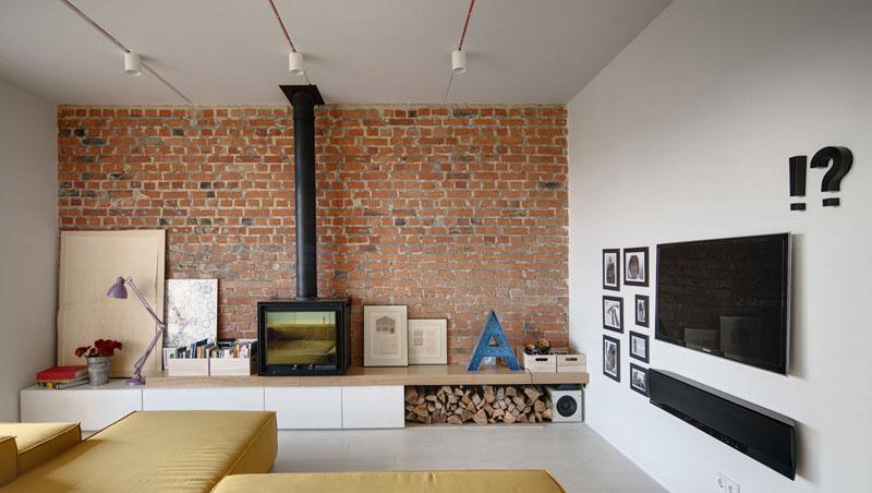 Idei pentru designul zonei TV din living - Idei pentru designul zonei TV din living