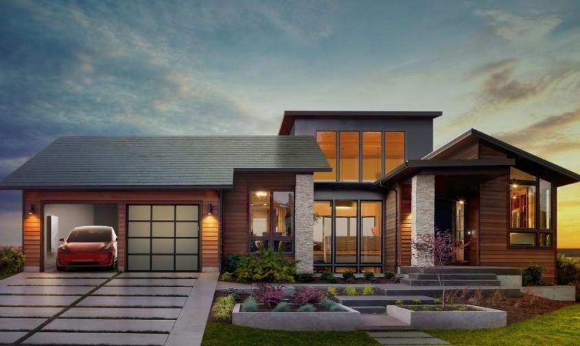 Tesla va incepe din aprilie 2017 sa preia comenzi de tigle solare - Tesla va incepe