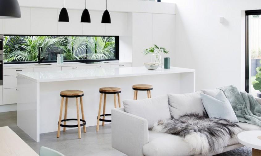 Casa Allen Key - Extindere modulară transformă un bungalou din 1930 într-o casă modernă