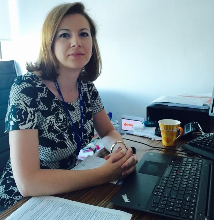 Ioana Cornea - Noii manageri MAPEI Romania