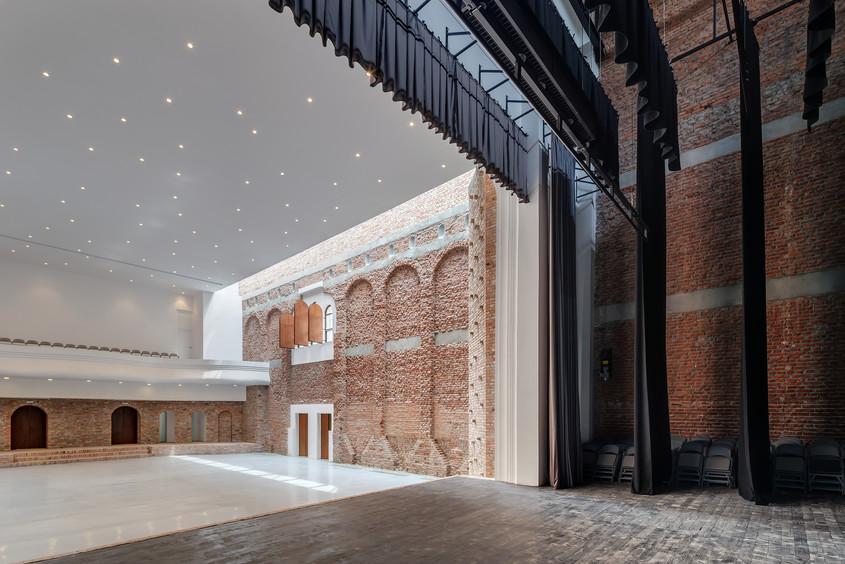 Palatul Cultural Blaj sau reabilitarea remarcabila a unei bijuterii arhitecturale - Palatul Cultural Blaj sau reabilitarea