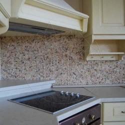 Mozaic Pebble Small Mix - Mozaic piatra naturala