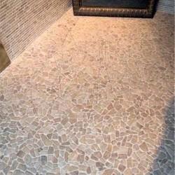 Mozaic Onix Crazy Paving Antichizat - Mozaic piatra naturala