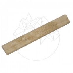 Bagheta M11 Travertin Classic 4 x 30.5cm - Lichidare Stoc - Mozaic piatra naturala