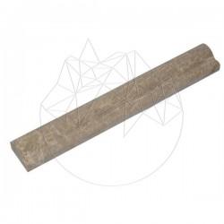Bagheta M11 Marmura Light Emperador 4 x 30.5cm - Lichidare Stoc - Mozaic piatra naturala
