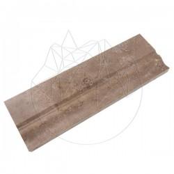 Bagheta M10 Travertin Latte 10 x 30.5 x 2cm - Mozaic piatra naturala