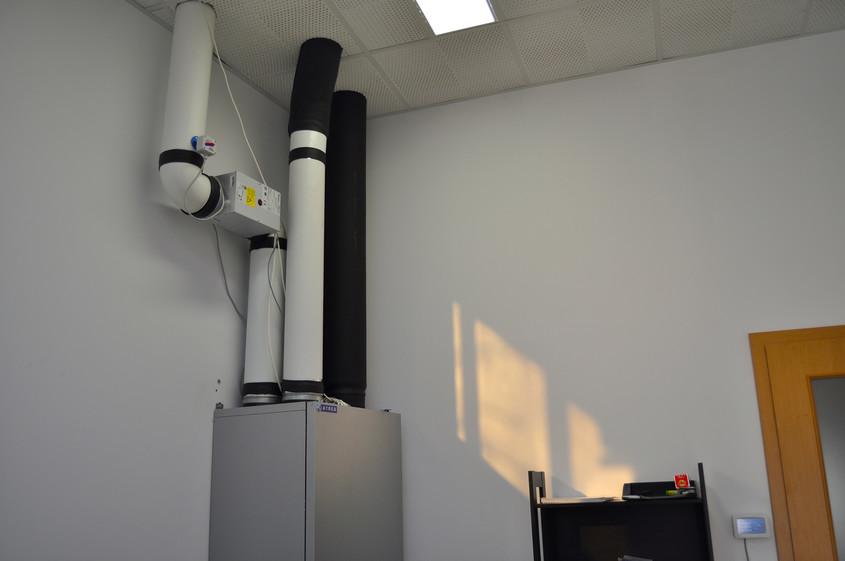 Un recuperator de caldura cu un randament de pana la 95% doar in showroom-ul ATREA! -