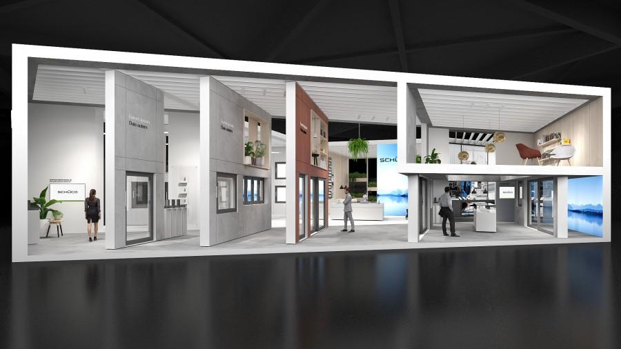 Schüco Polymer Technologies KG va fi prezentă la expoziția internațională FENSTERBAU FRONTALE, 21-24 martie 2018 - Schüco Polymer Technologies KG va fi prezentă la expoziția internațională FENSTERBAU FRONTALE, 20-24 martie 2018