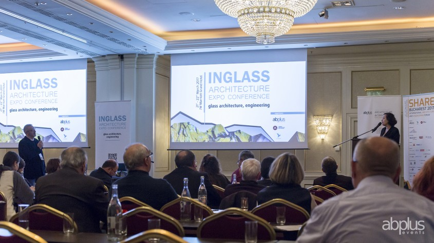 INGLASS - sticla in arhitectura - Forumul SHARE a reunit timp de doua zile arhitecti internationali