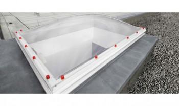Cupola luminatoare cu transparenta completa - JET TOP 90 Confort - JET Ambianta