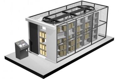 Carusel orizontal - HOCA - Sisteme de depozitare