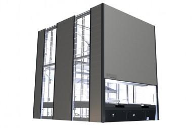 Sistem automat de depozitare TORNADO - Sisteme de depozitare
