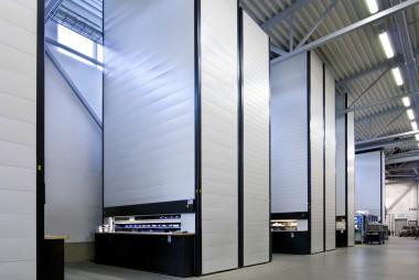 Carusel vertical - PATERNOSTER - Sisteme de depozitare