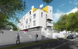 Locuinte colective D+P+2E+M - Bucuresti - str. Peris - 1 - Proiecte locuinte colective - AsiCarhitectura