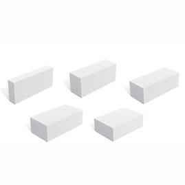 Blocuri din BCA pentru ziduri exterioare si interioare nestructurale BCA MACON 2,5BCA SIMCOR 2,5 - Blocuri de zidarie pentru pereti exteriori si interiori