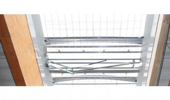 Luminatoare continue ,solutii anticadere - Luminatoare - JET