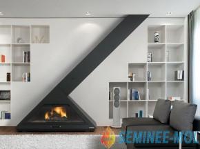 Semineu metalic - Madrid - Seminee metalice