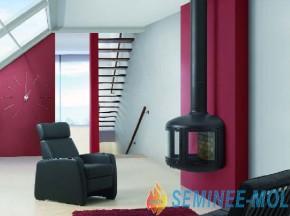 Semineu metalic - Thea - Seminee metalice
