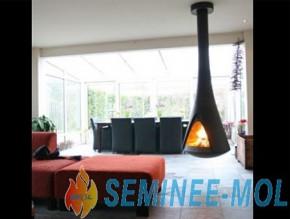 Semineu metalic - Pharos - Seminee metalice