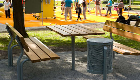 Mobilier Urban - Sport Play Systems