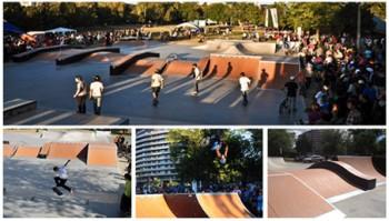 Rampe Skate - Sport Play Systems