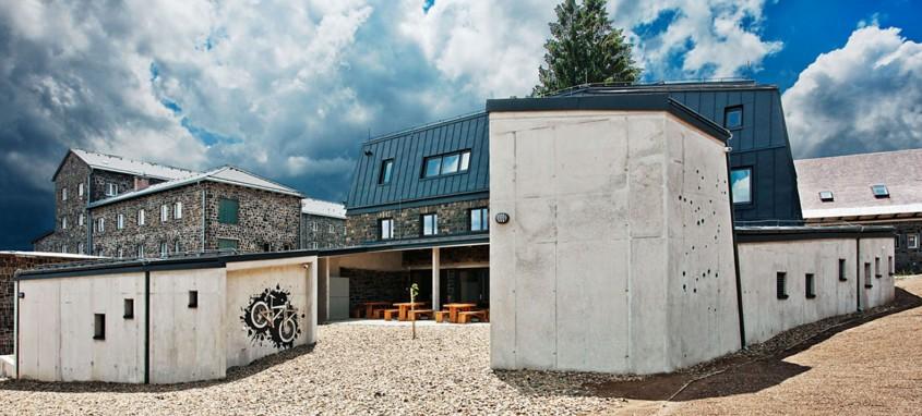 Centru turistic in munti pentru pasionatii de drumetii - Centru turistic in munti pentru pasionatii de