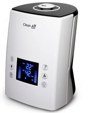 Umidificator si purificator Clear Air Optima CA606  - Umidificatoare
