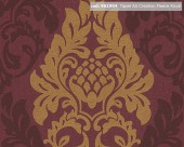 Tapet din vinil - 961904 - Tapet rezidential din vinil Fleece Royal