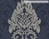 Tapet din vinil - 961905 - Tapet rezidential din vinil Fleece Royal