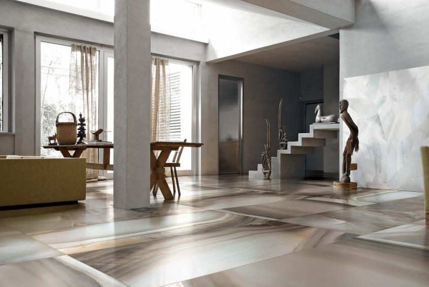 Gresie marca REX - Gresia pentru interior - uită de baie și bucătărie fii îndrăzneț și