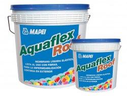 Hidroizolatie lichida flexibila cu fibre - AQUAFLEX ROOF - Pelicule hidroizolante