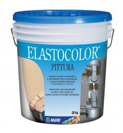 Vopsea elastica pentru protectie anticoroziva - Elastocolor Paint (Pittura) - Pelicule hidroizolante
